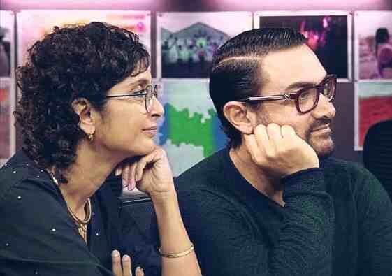 Kiran Rao Aamir Khan wife.