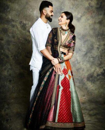Virat Kohli wife