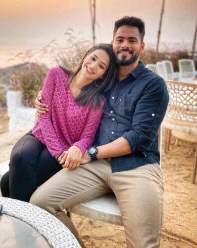 Boyfriend Gaurav Arora