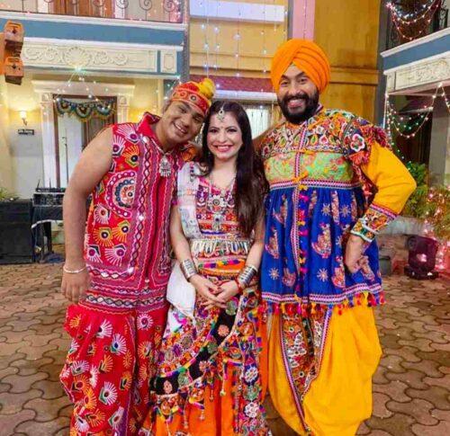 Balvinder Singh Suri , Roshan Kaur Sodhi and Gogi.
