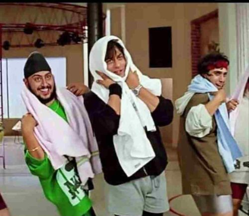 Dil To Pagal Hai, in 1997.