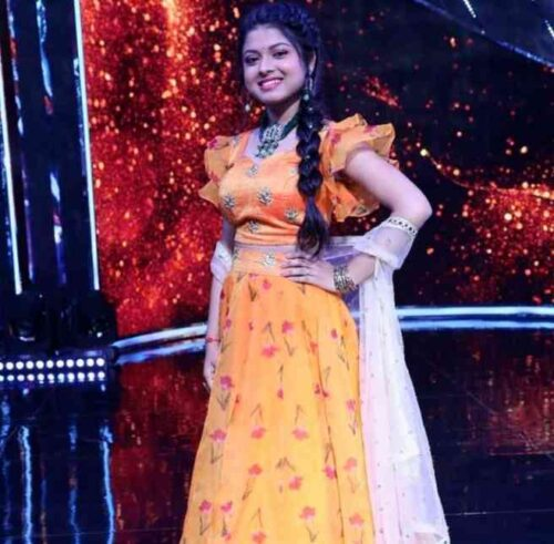 Indian Idol contestant