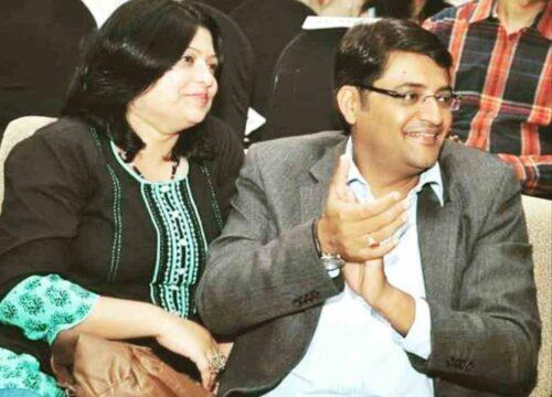 Samyabrata Arnab Goswami