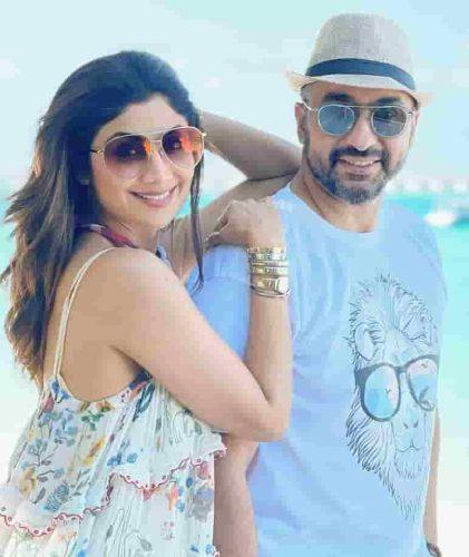 Raj Kundra Wife